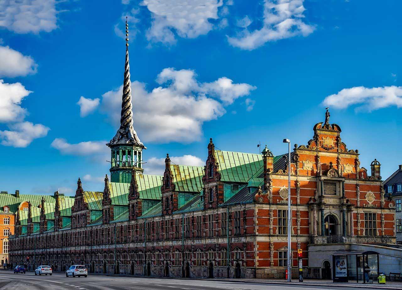 Reiseziel Dänemark Kopenhagen