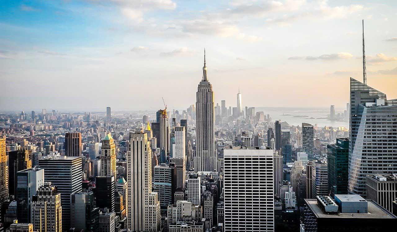 Reiseziel USA NewYork City